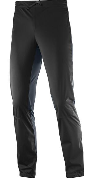 Salomon M's Equipe Softshell Pant Black